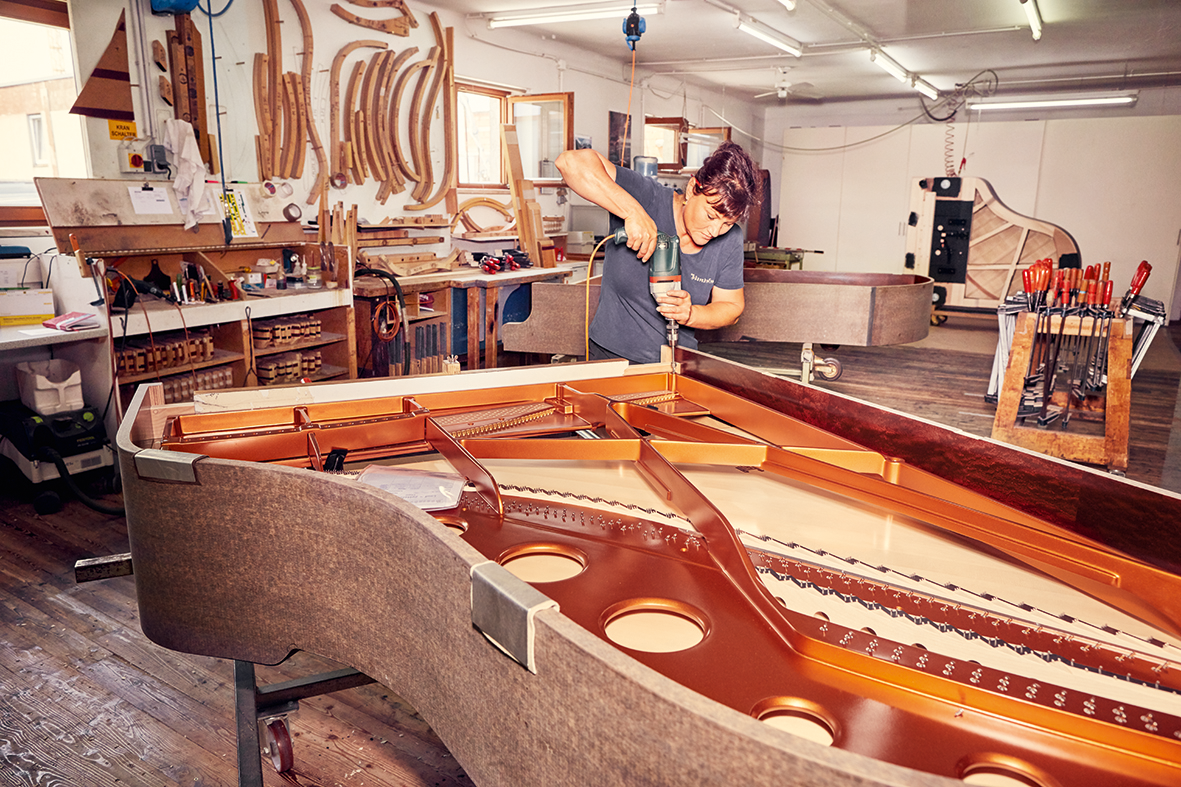Klavierfabrik Bösendorfer
